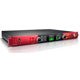 Focusrite Red 16Line Thunderbolt 3 интерфейс