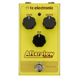 TC electronic AFTERGLOW CHORUS Педаль хорус