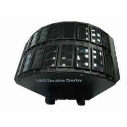Psl LED Double Derby LED дискоэффект