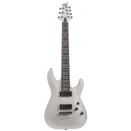 Schecter DEMON-7 VWHT Электрогитара семиструнная