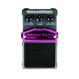 Rocktron Reaction Octaver Педаль эффектов OCTAVER